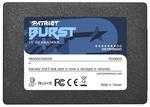 Диск SSD 240 Gb Patriot Burst PBU240GS25SSDR (SATA III, TLC 3D-NAND)