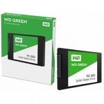 Диск SSD 240Gb Western Digital Green WDS240G2G0A