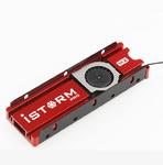 Активная система охлаждения для M.2 SSD диска iStorm Pro
