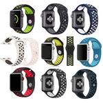 Ремешок для Apple Watch Series 4, 3, 2, 1 Series; 42mm, 44mm Спортивный Sport N