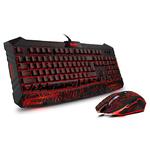 Клавиатура и мышь SVEN GS-9400 Black USB