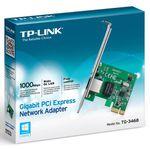 Сетевая карта TP-Link TG-3468 (PCI Express, Gigabit, 10/100/1000 Mbit/s)