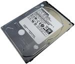 "Жесткий диск 2.5"" 500Gb Toshiba MQ01AСF050 (SATA III, 7200 rpm, 16 Mb)"