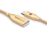 Кабель TOTU Zinc Alloy Micro USB