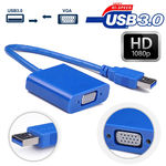 Адаптер переходник USB 3.0 to VGA