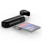 Картридер Orico CRS21 USB 3.0 для карт памяти Micro SD, SD
