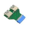 Переходник для передней панели корпуса 20 pin to USB 3.0