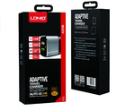 Сетевая зарядка USB LDNIO Adaptive Travel Charger A2206 (2 порта)