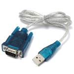 Кабель переходник USB to RS232 (COM)