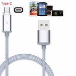 Магнитный кабель USB type C для телефонов Android