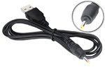 Кабель USB (A) to jack 2.5x0.7mm