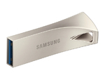 Флешка Samsung BAR Plus 128GB Champagne Silver