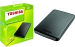 "Внешний жесткий диск 2.5"" 2Tb Toshiba Canvio Basics"