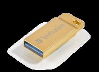 Флешка 64 Gb Verbatim Metal Executive USB 3.0 Drive