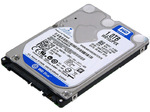 "Жесткий диск 2.5"" 1Tb Western Digital Blue WD10JPVX (5400 rpm, SATA III, 8 Mb)"