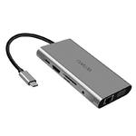 Адаптер-переходник 10 в 1 WiWu Apollo USB-C HUB