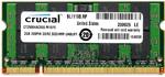 Оперативная память DDR2 2Gb 800 Mhz Crucial So-Dimm PC2-6400 для ноутбука