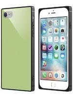 Чехол-накладка Vipe Glass для Apple iPhone 7/iPhone 8/SE 2020 Светло зеленый