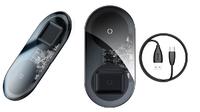 Беспроводная зарядка 2 в 1 Baseus Simple Wireless для iPhone, AirPods